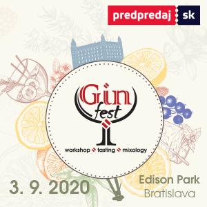 Gin Fest na predpredaj.sk