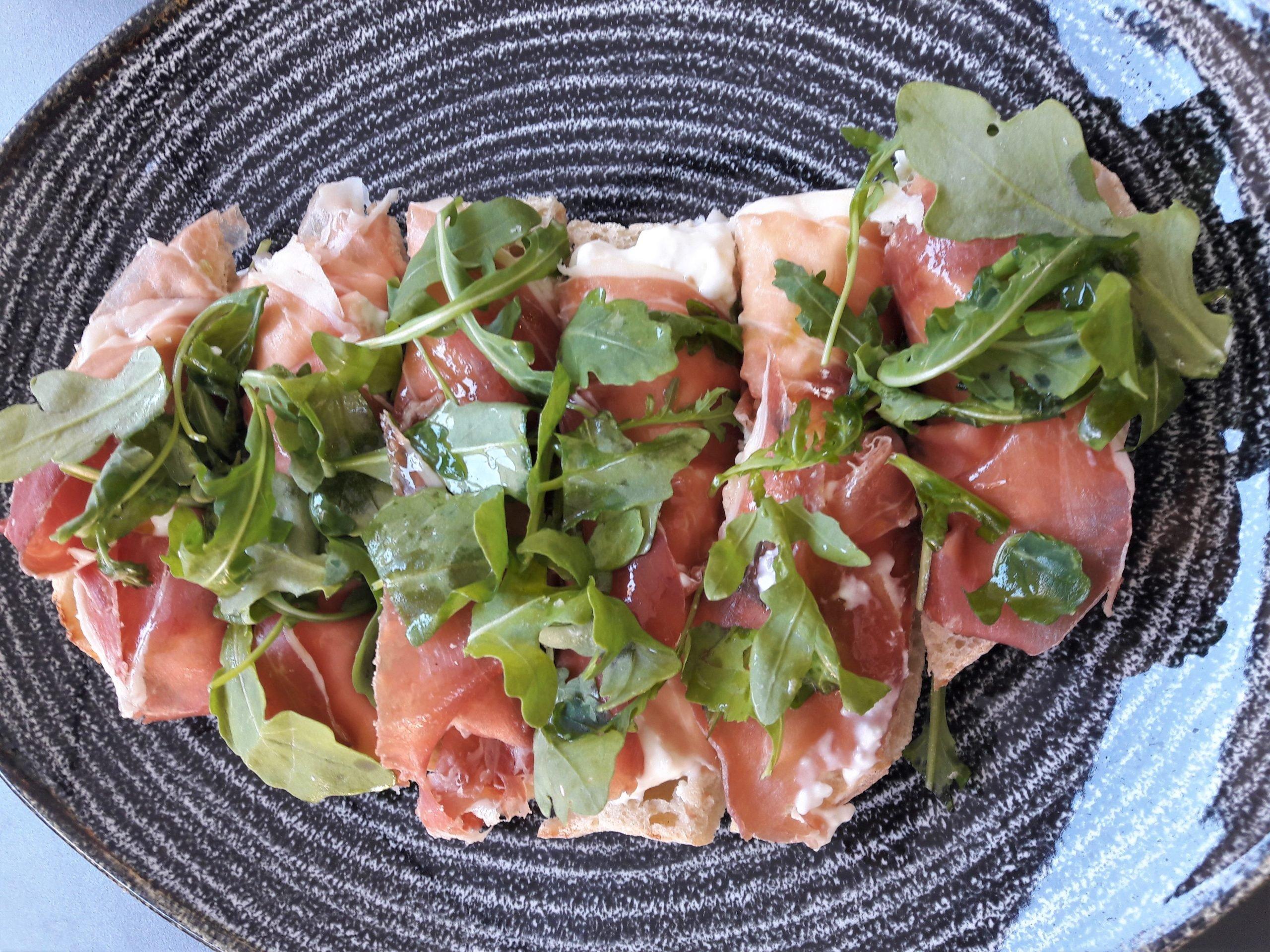 Jedlo v Ravenne