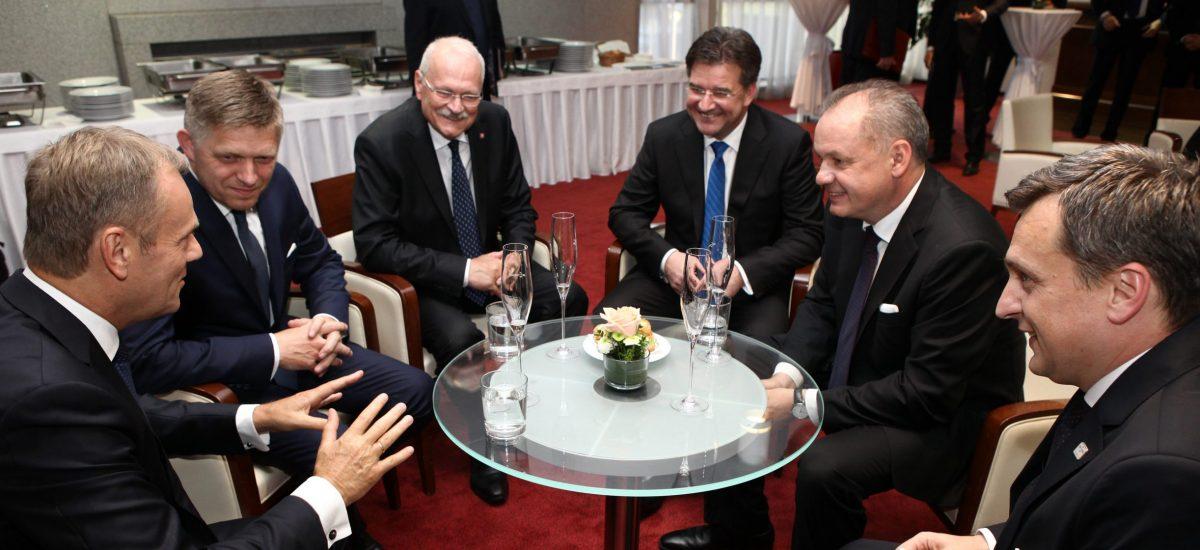 Slovenskí politici na koncerte