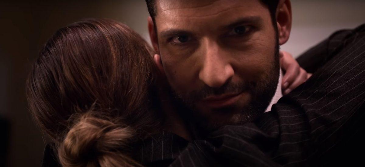 Záber zo seriálu Lucifer