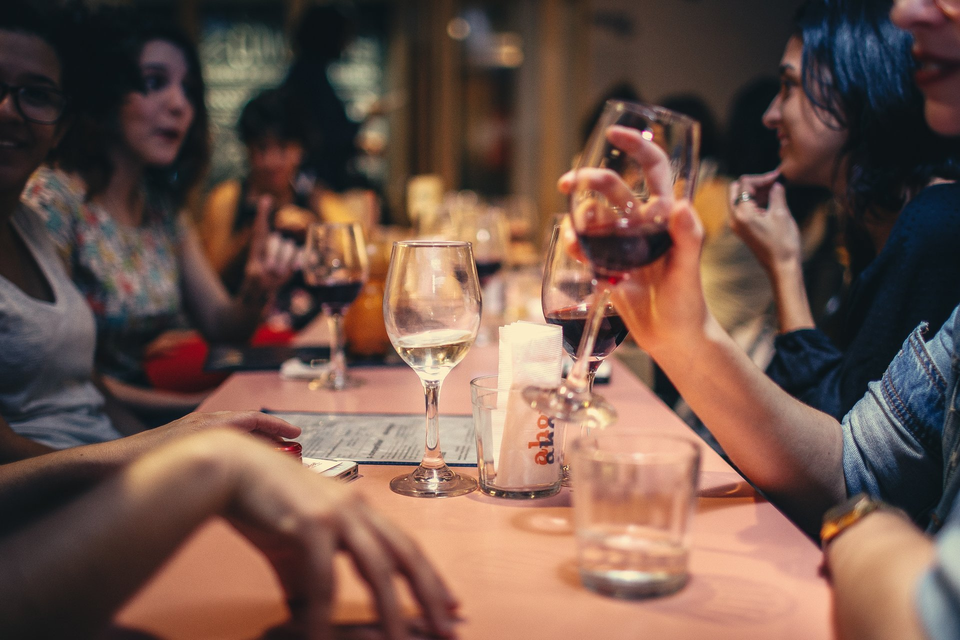 Oslava, pitie alkoholu