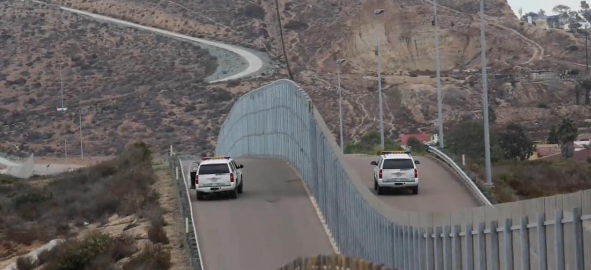 Hranica medzi USA a Mexikom