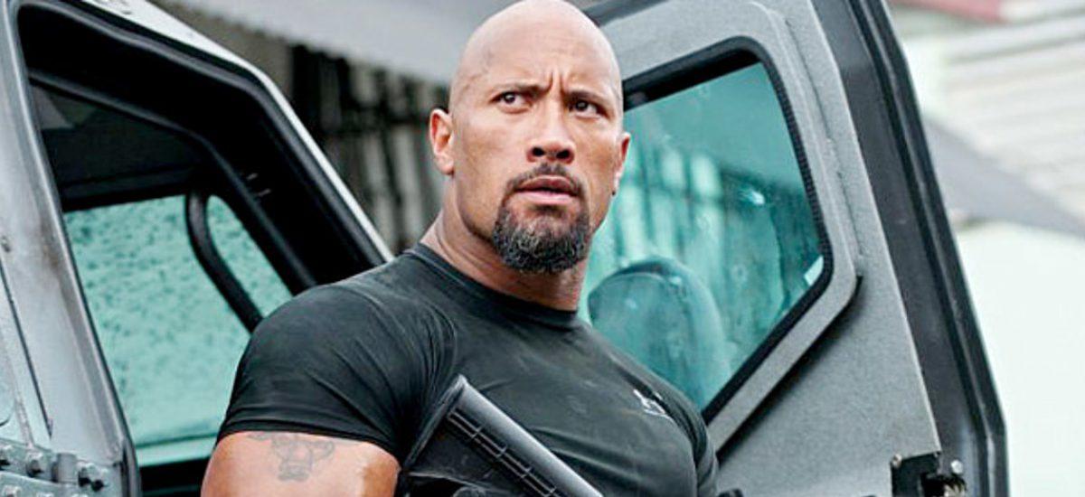 The Rock vo filmovej sérii Rýchlo a Zbesilo