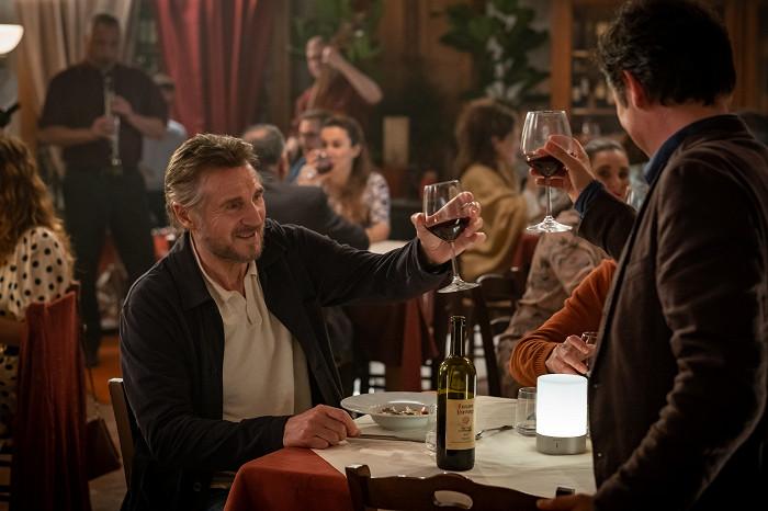 Záber z filmu Láska v Toskánsku