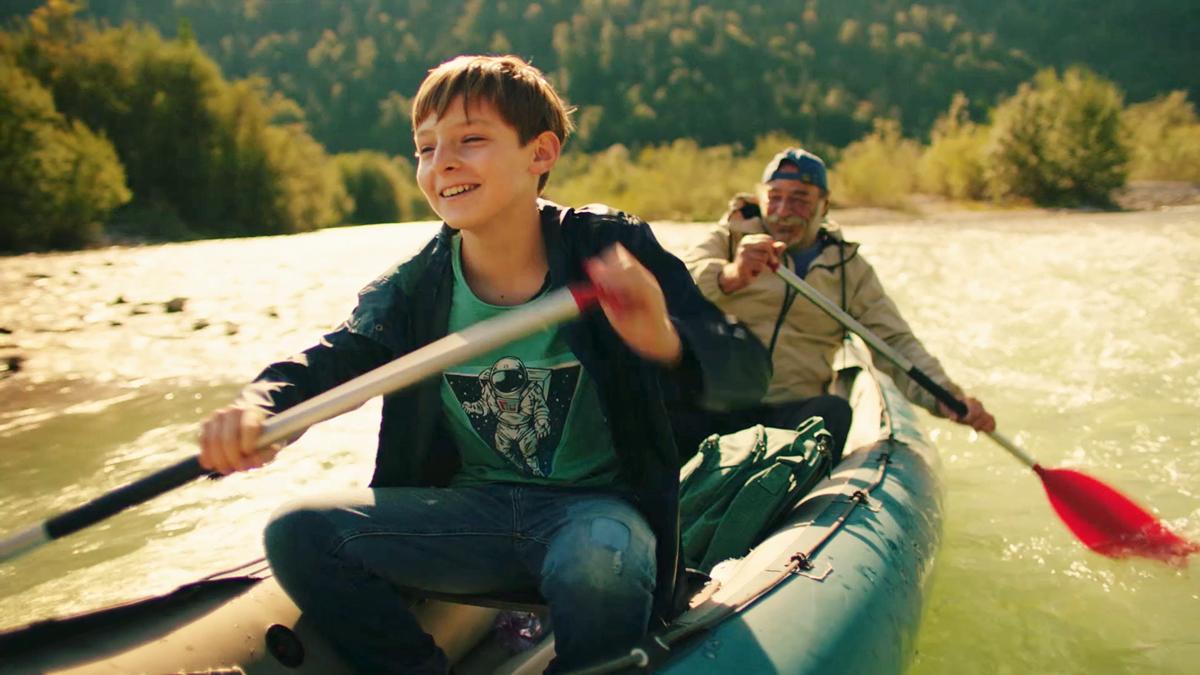 Záber z filmu Letní rebeli