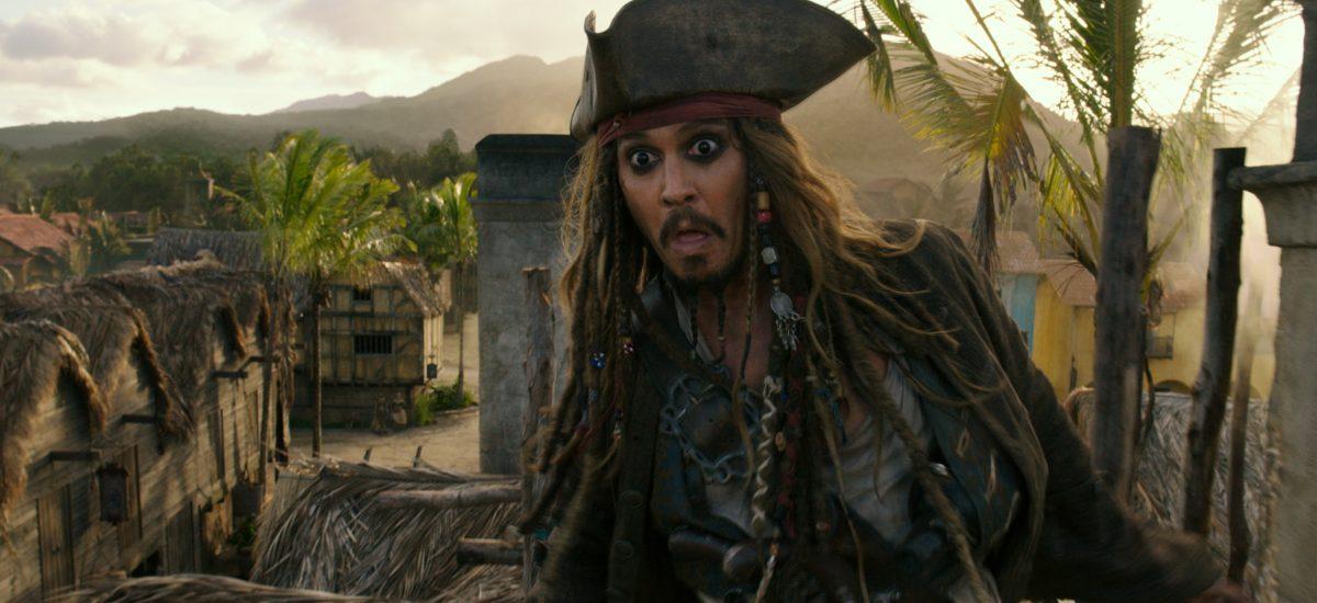 Záber z filmu Piráti z Karibiku