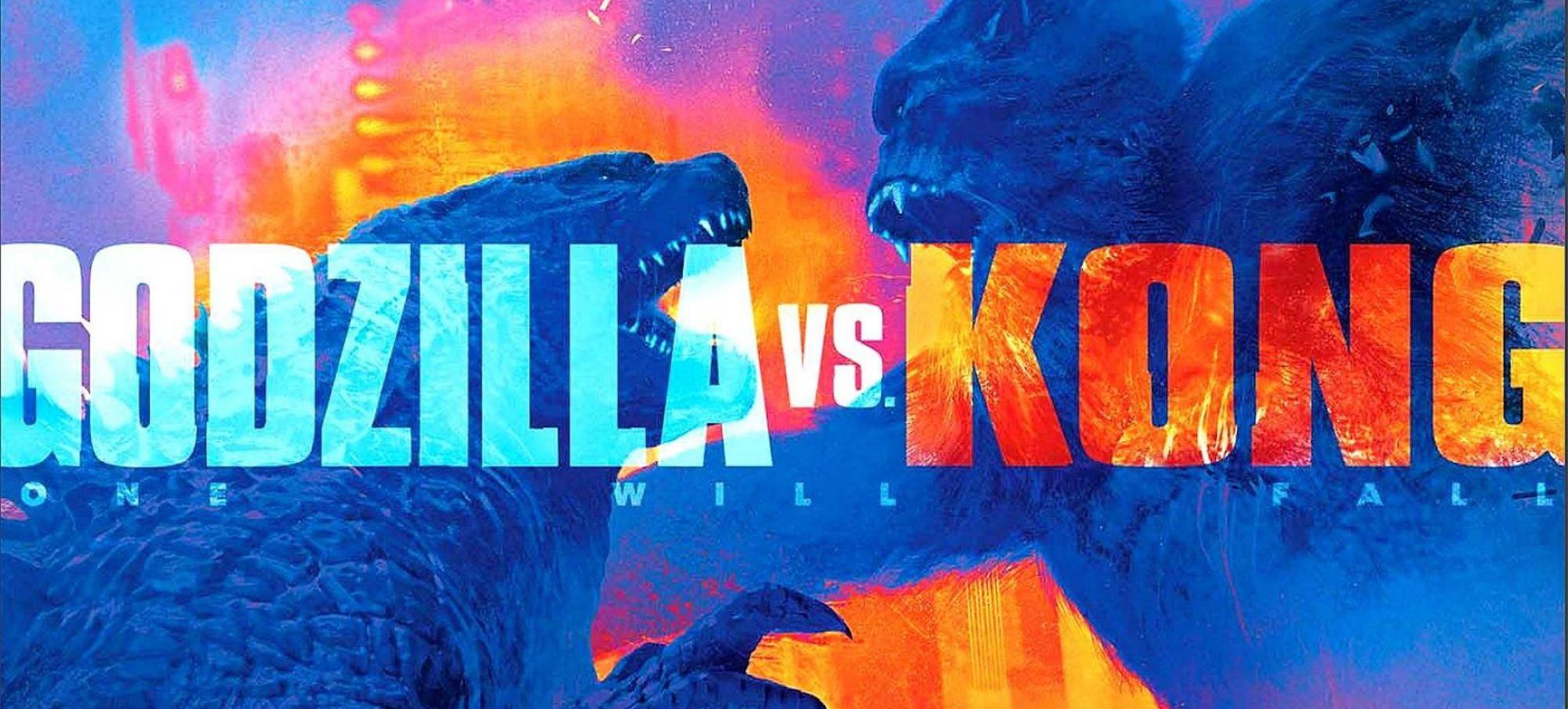 Godzilla sa postaví King Kongovi