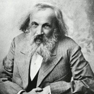 Dmitrij Ivanovič Mendelejev
