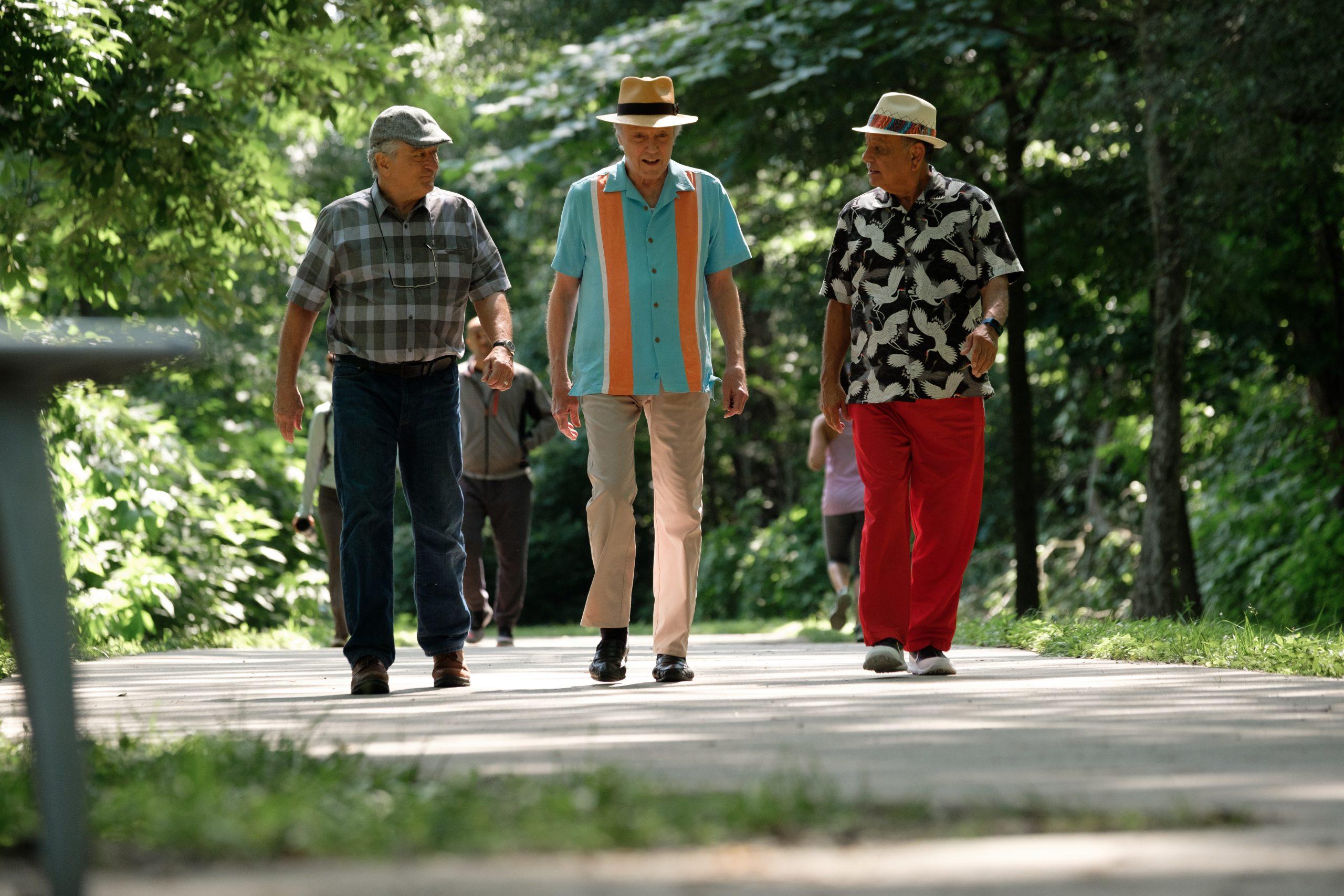 Záber z filmu Ako dostať deda z domu