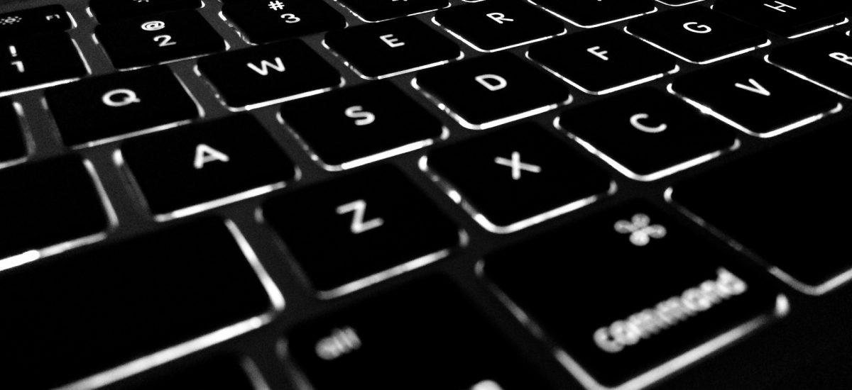 QWERTY klávesnica