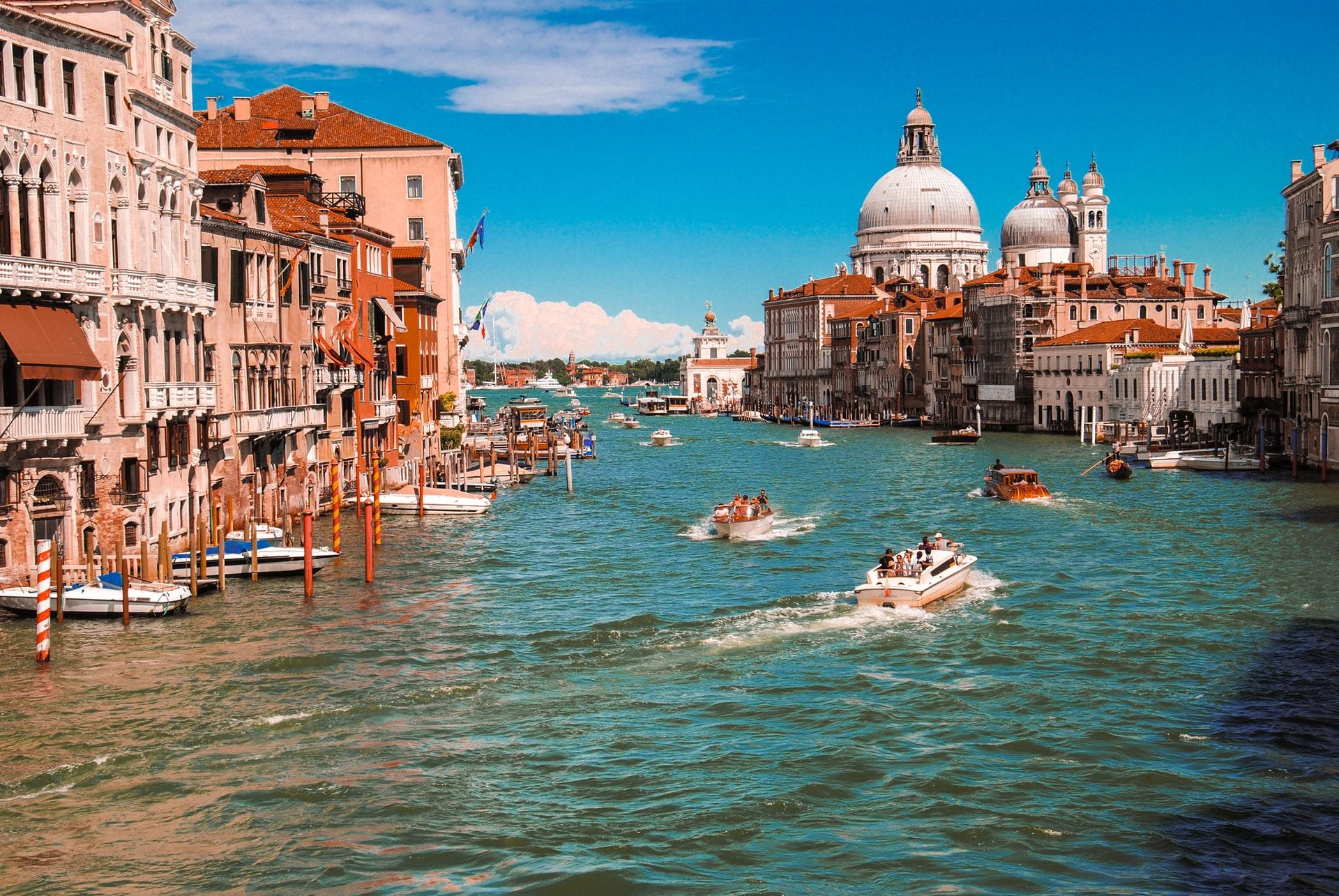 Kanál Benátky