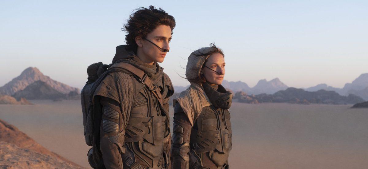 Záber z filmu Duna