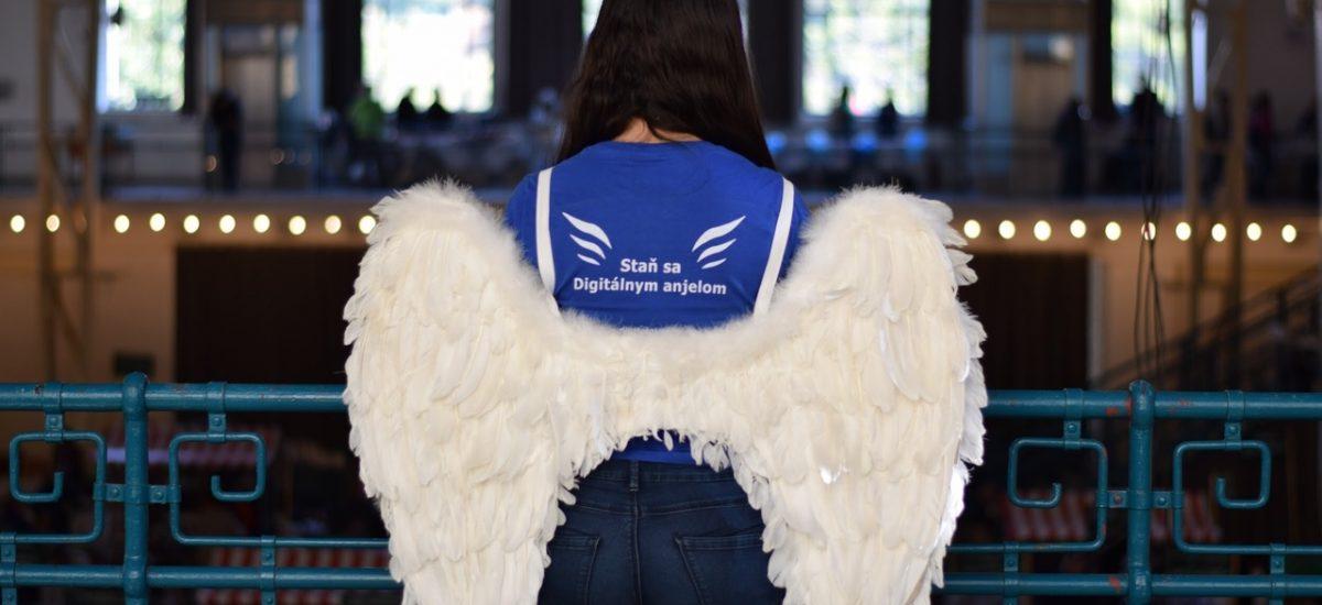 Neziskové organizácie získavajú svojich anjelov