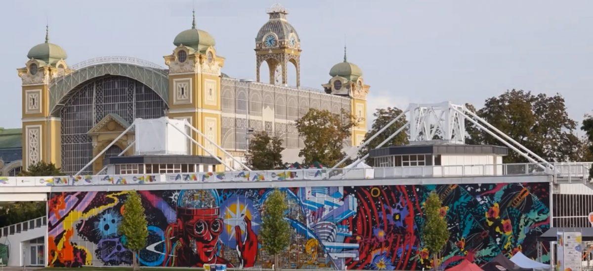 Graffiti v Prahe