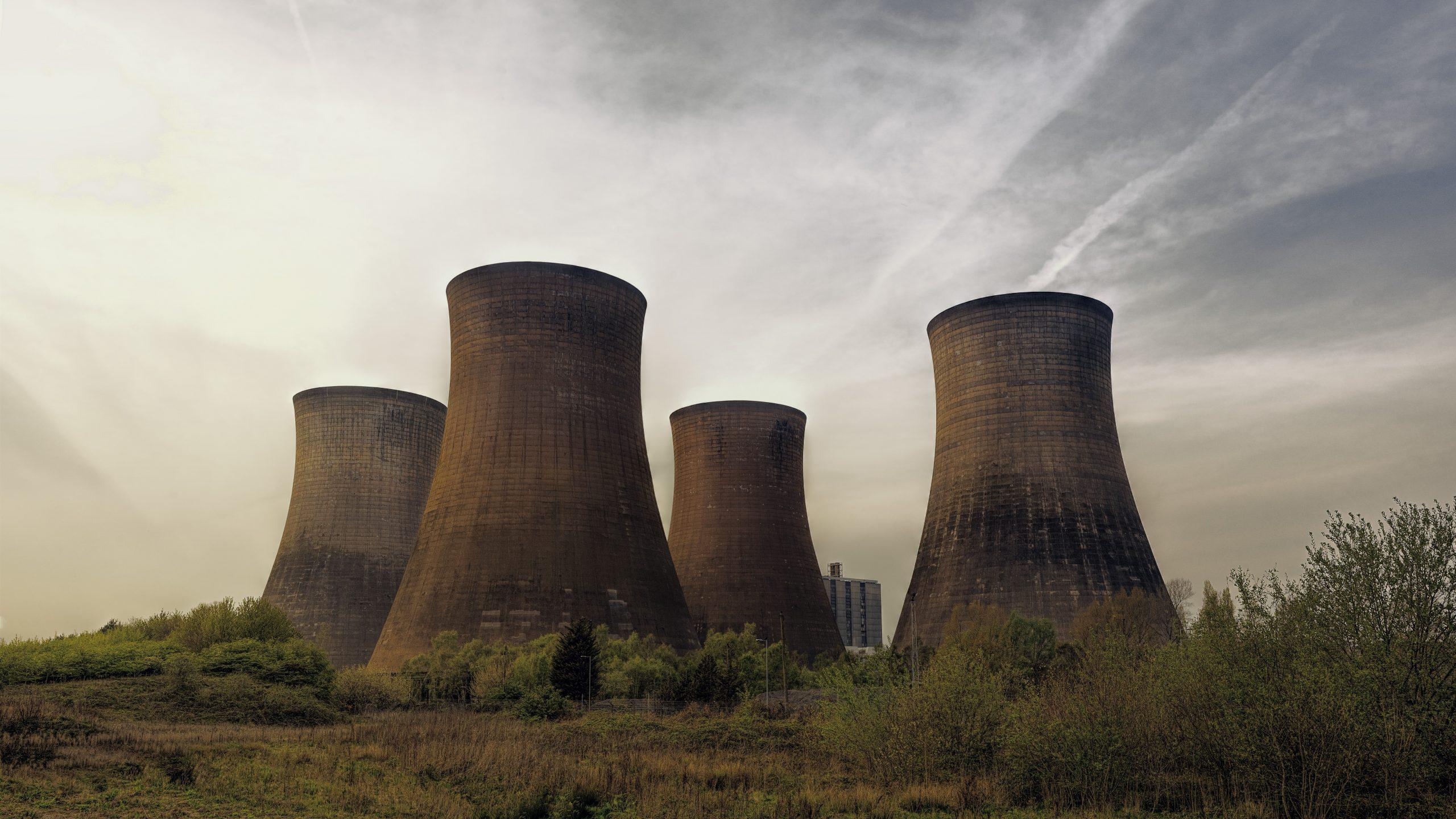 Klasická jadrová elektráreň