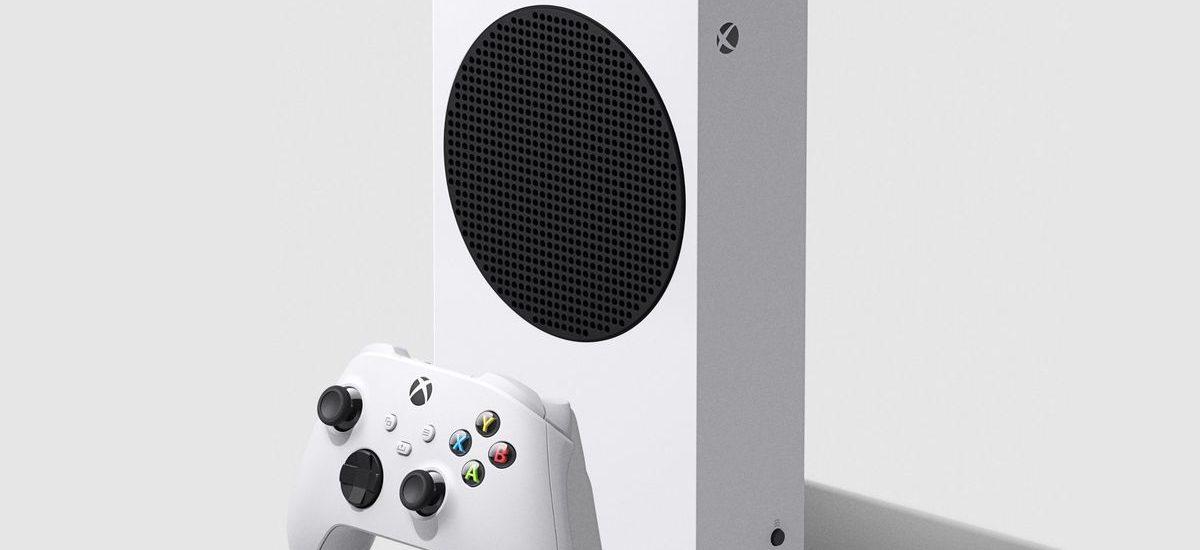 Nová konzola Xbox Series S