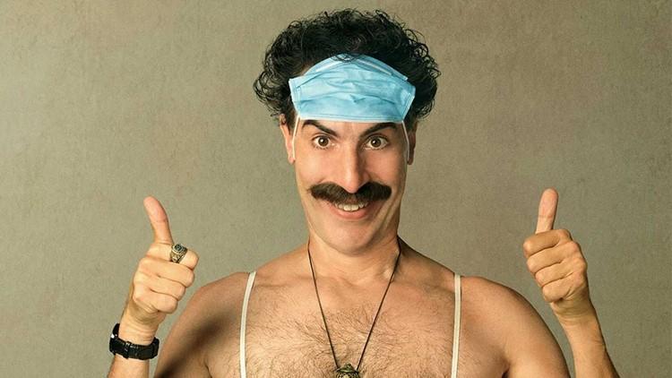 Borat sa vracia