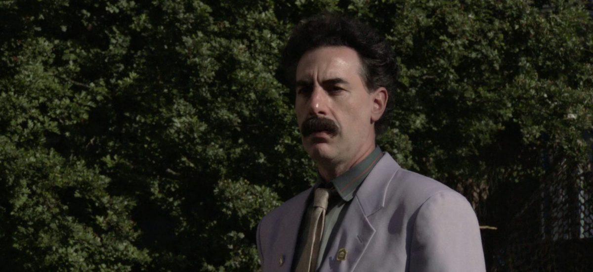 Záber z filmu Borat 2