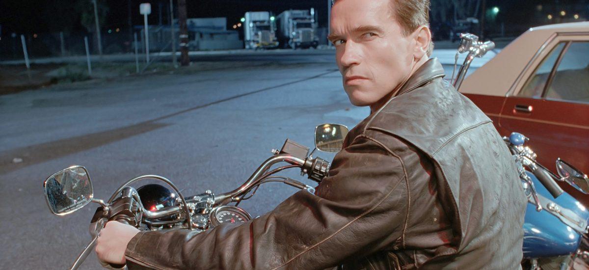 Arnold Schwarzenegger ako Terminátor