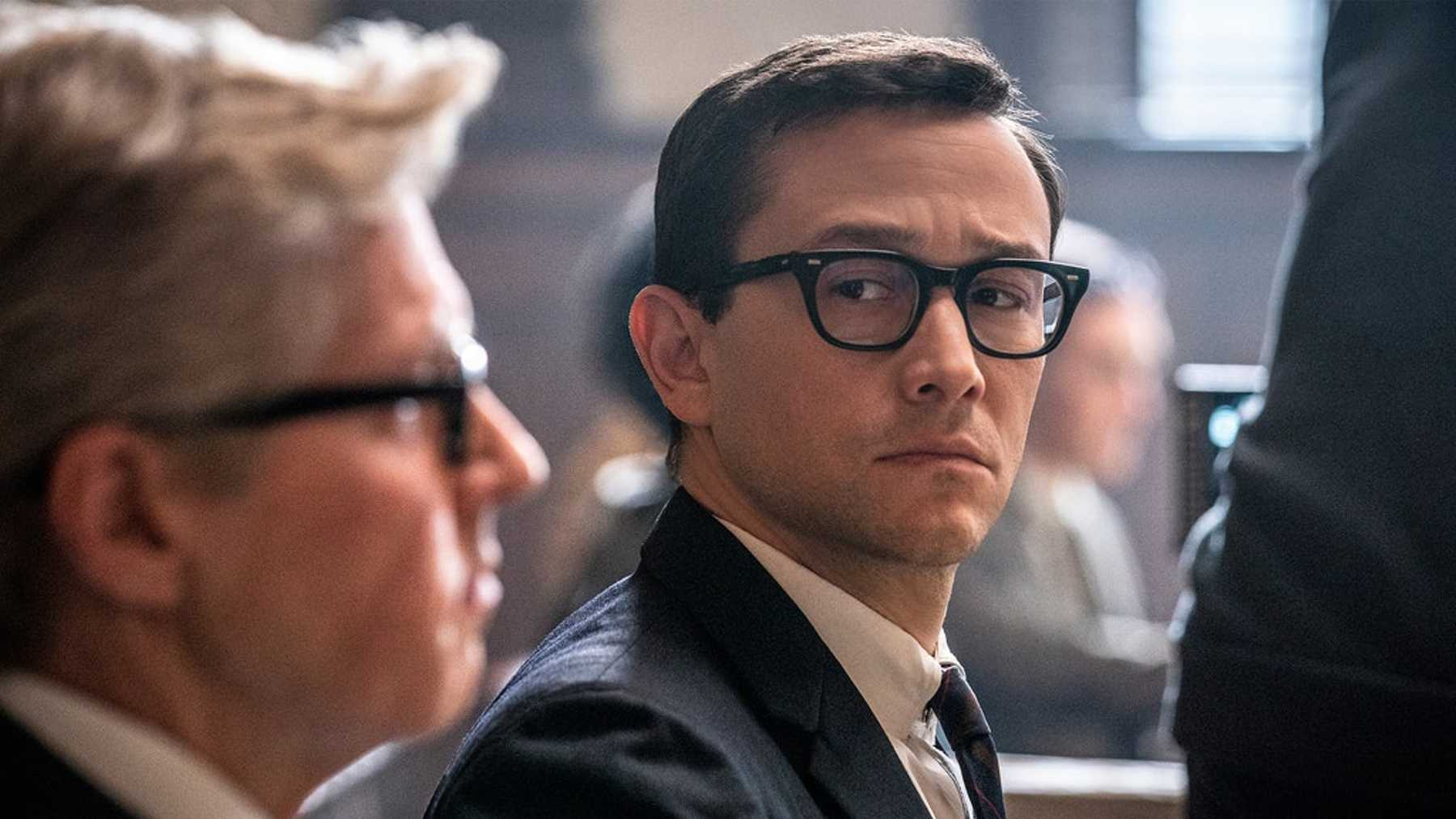 Záber z filmu The Trial of the Chicago 7