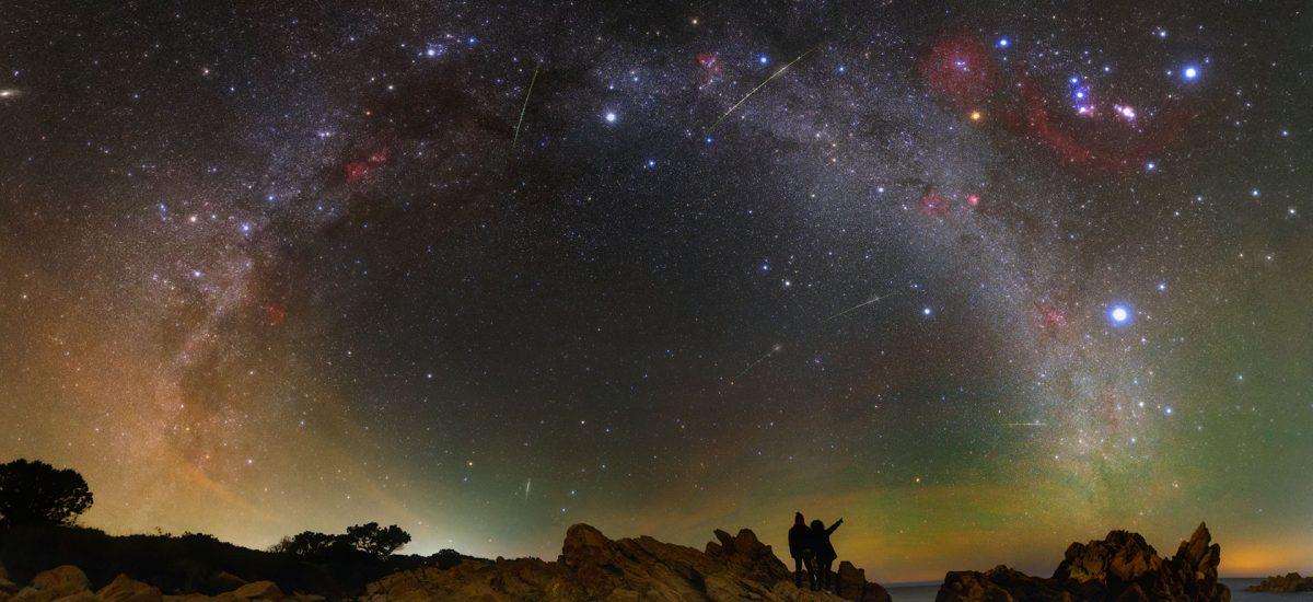 Fotografia Tomáša Slovinského už tretíkrát ocenená od NASA