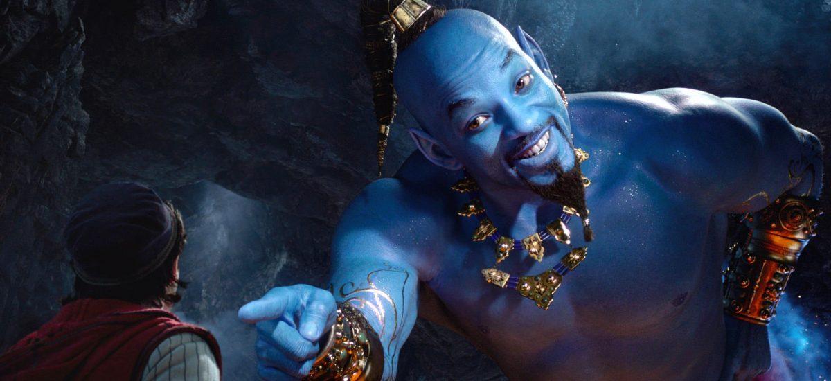 Will Smith ako Genie v novej verzii Aladina