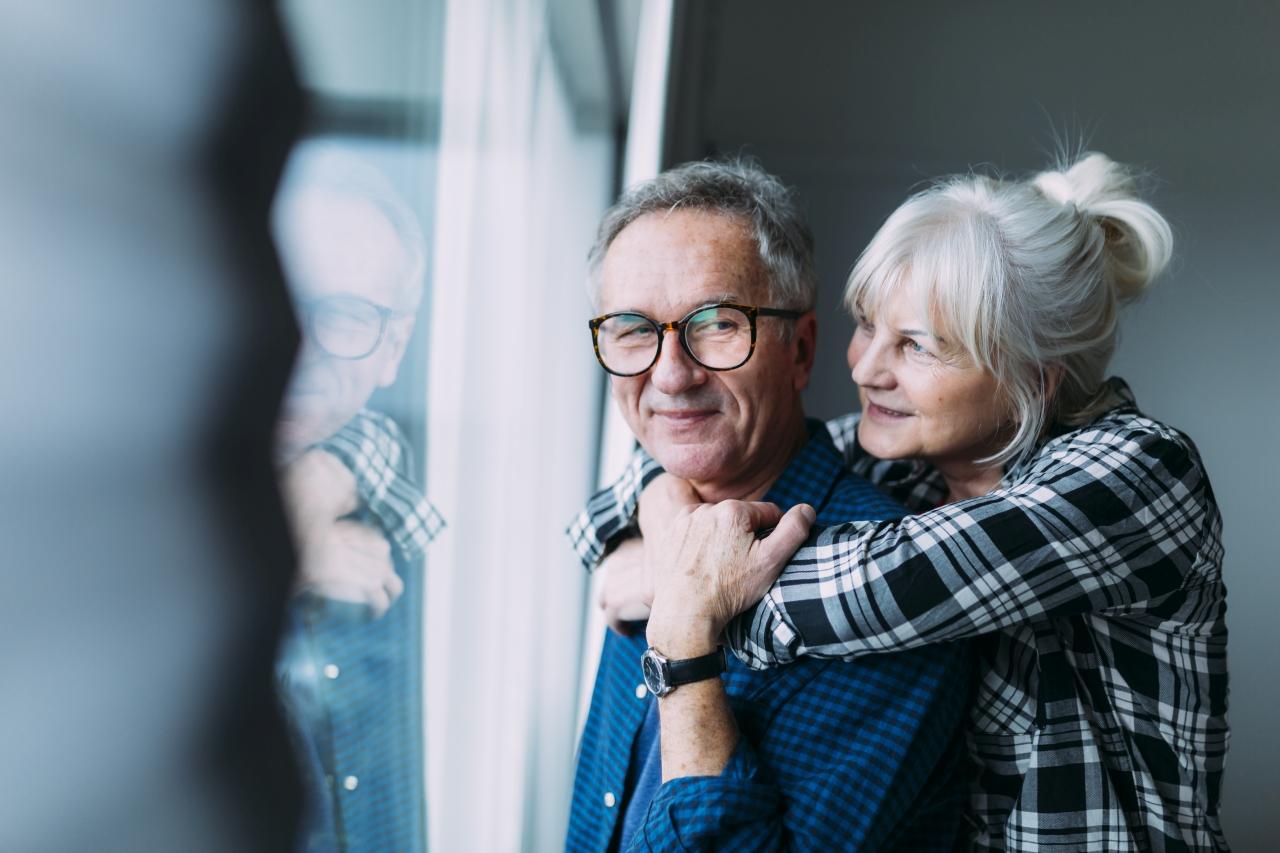 pár dôchodcov