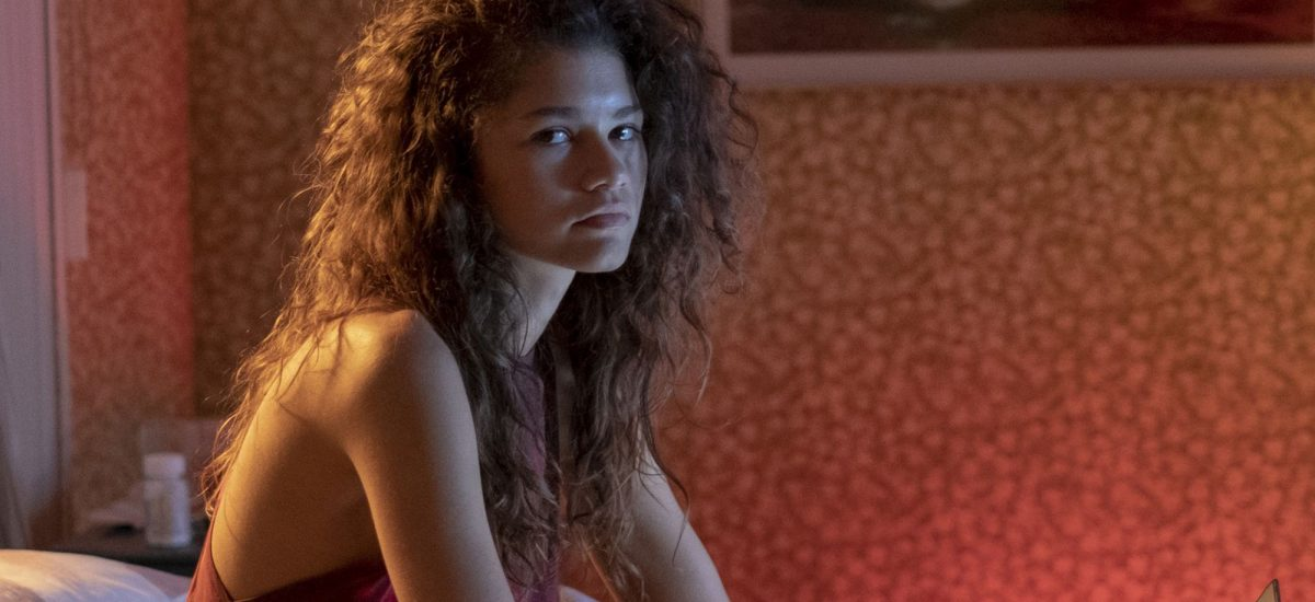 Zendaya v seriáli Euphoria