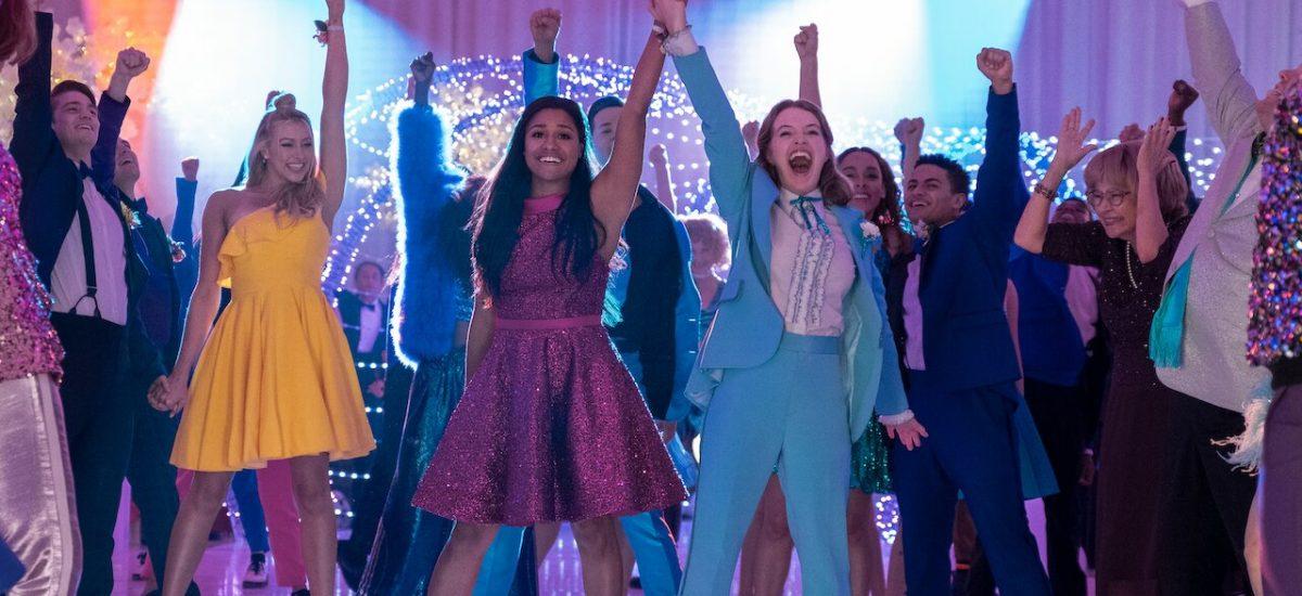 Záber z muzikálu The Prom