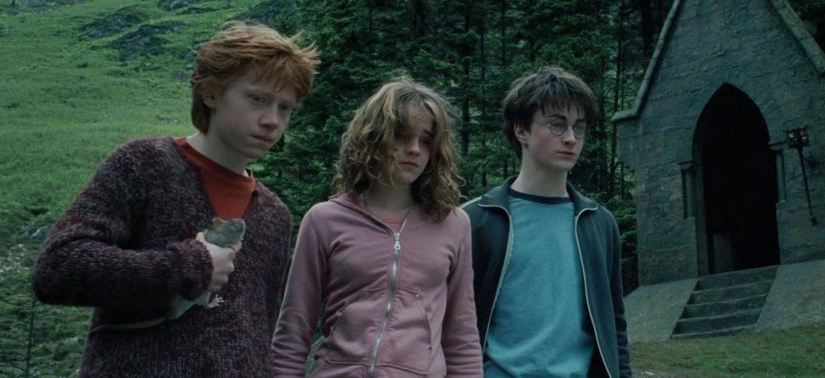 Záber z filmu Harry Potter a Väzeň z Azkabanu