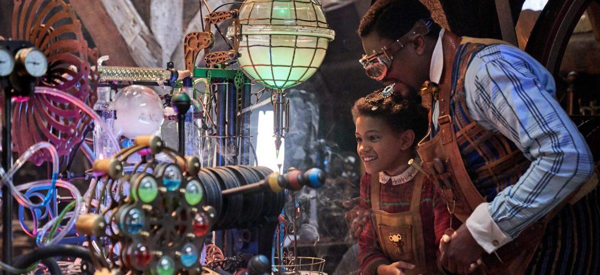 Záber z filmu Jingle Jangle: A Christmas Journey
