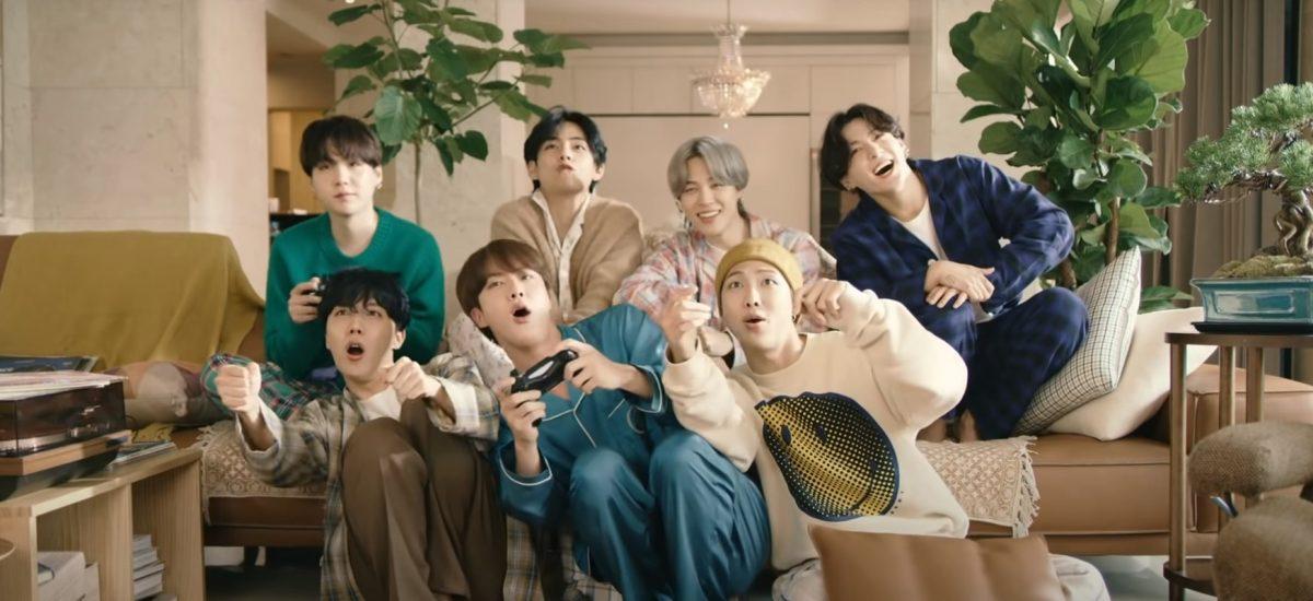 Kórejská skupina BTS predstavila svoju novinku.