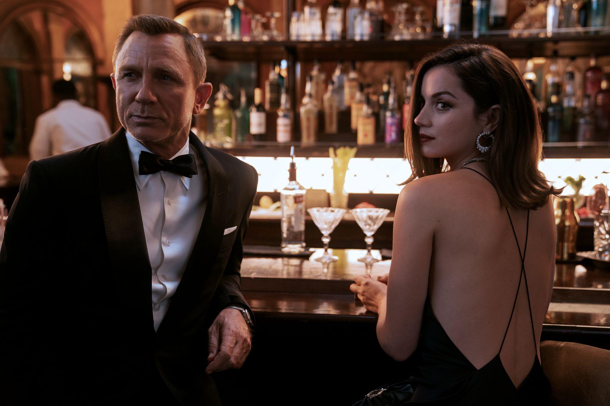 Daniel Craig ako James Bond