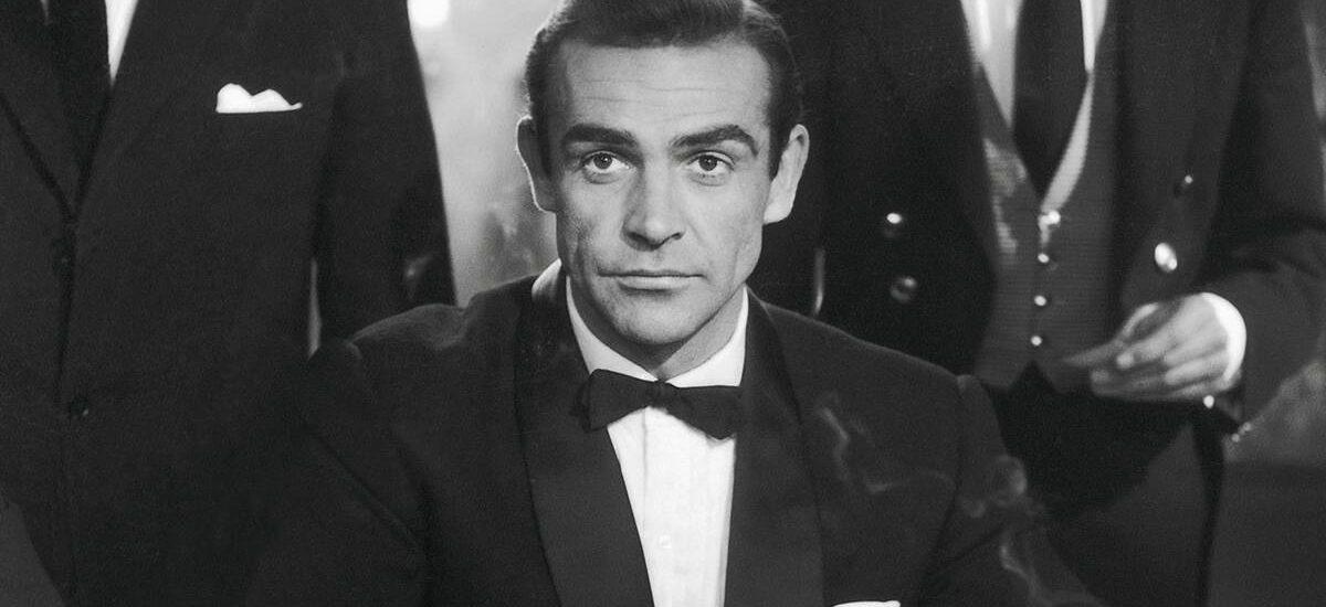 Sean Connery ako James Bond