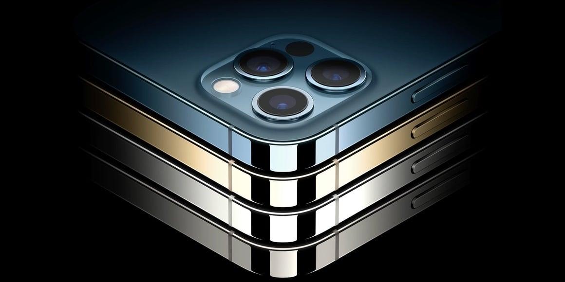 Nový iPhone 12