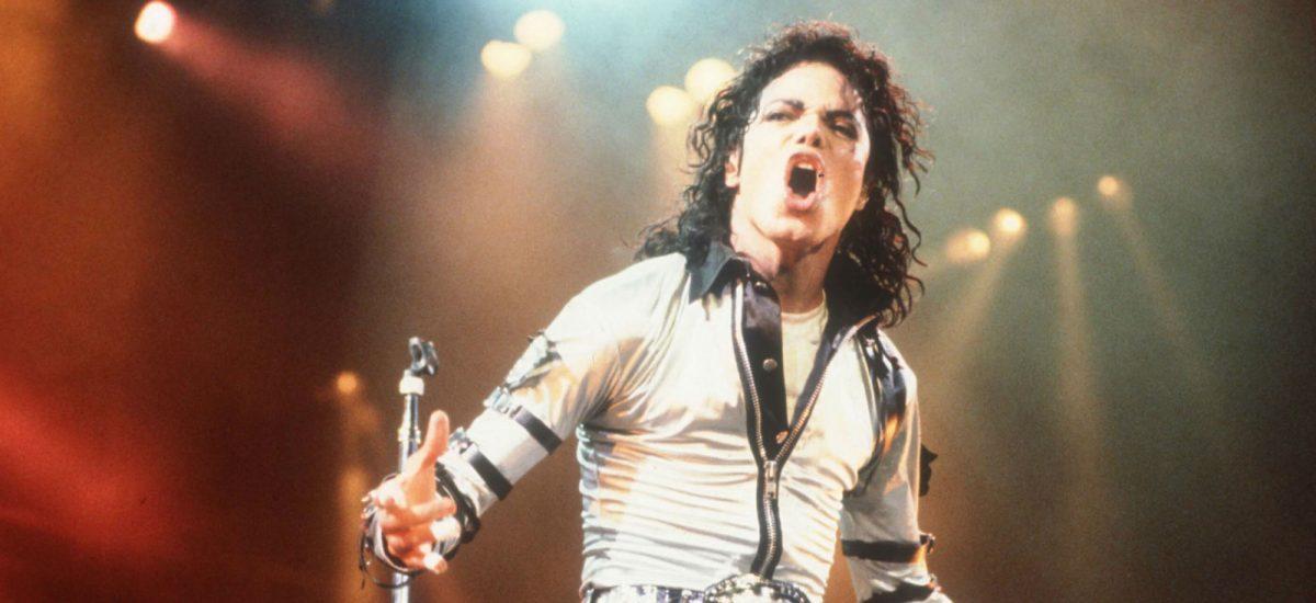 Michael Jackson na koncerte