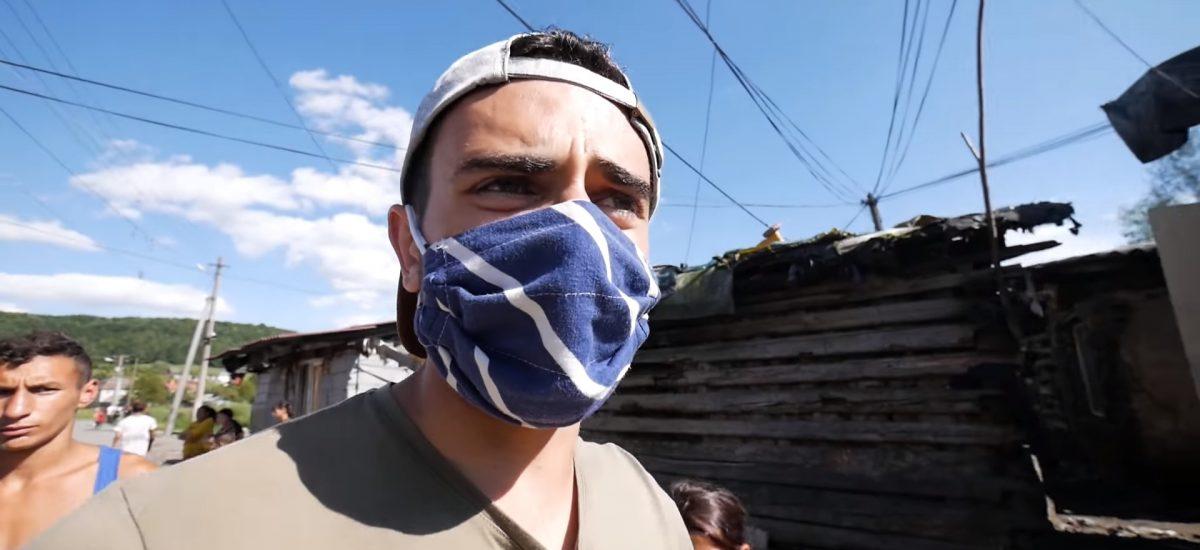 PPPíter ťa v novom videu vezme do rómskej osady.