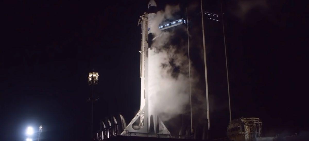 Space X poslala do vesmíru ďalších astronautov.