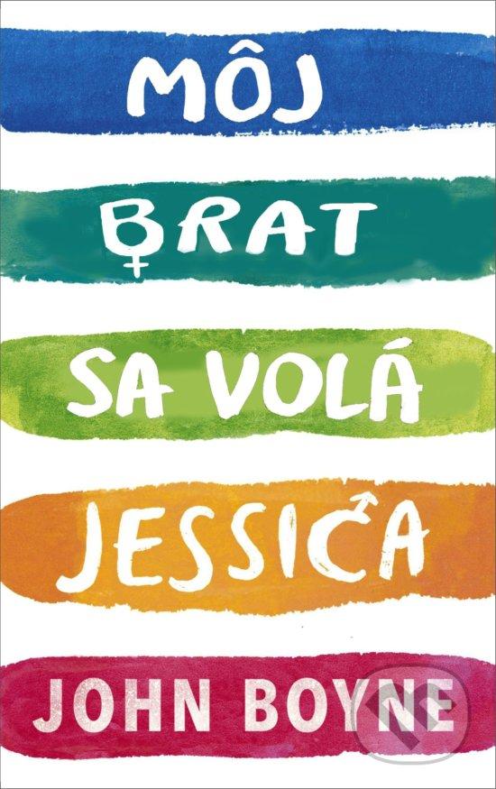 Kniha Môj brat sa volá Jessica