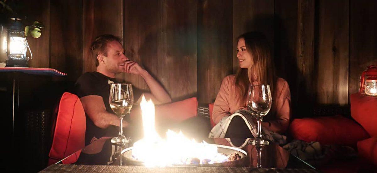 Michal Šopor a jeho kamarátka Barbora