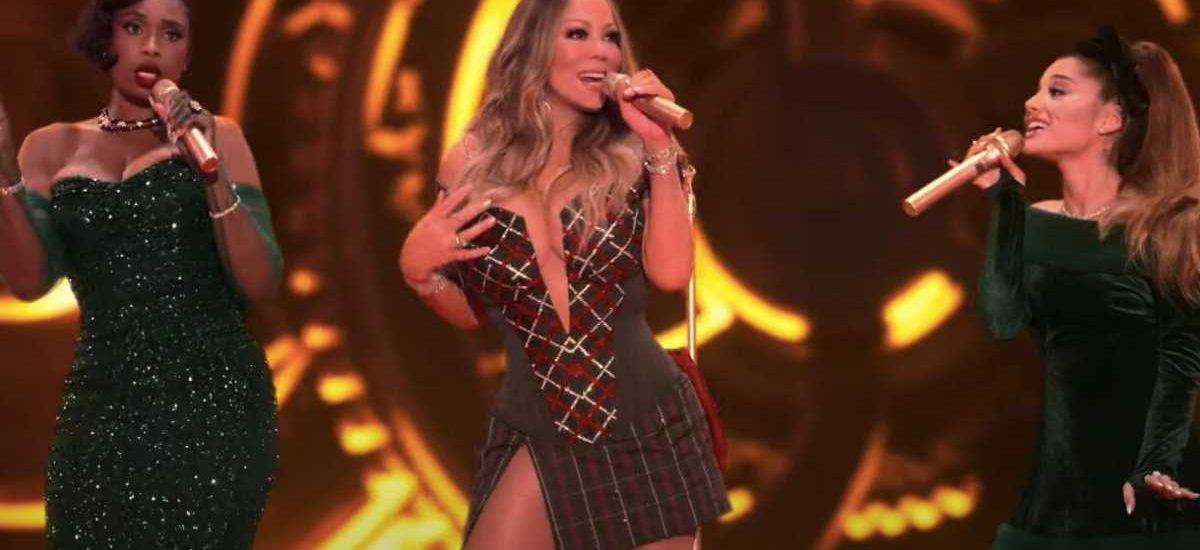 Mariah Carey naspievala nový vianočný song