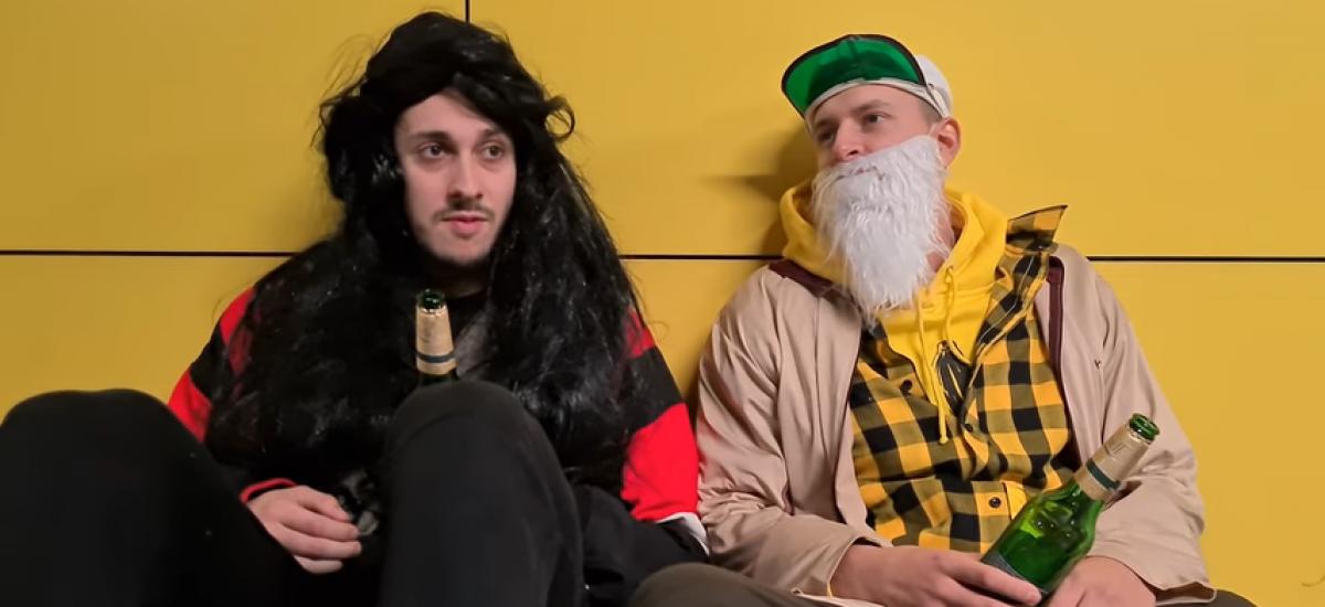 Chalani z Naked Bananas v novom videu