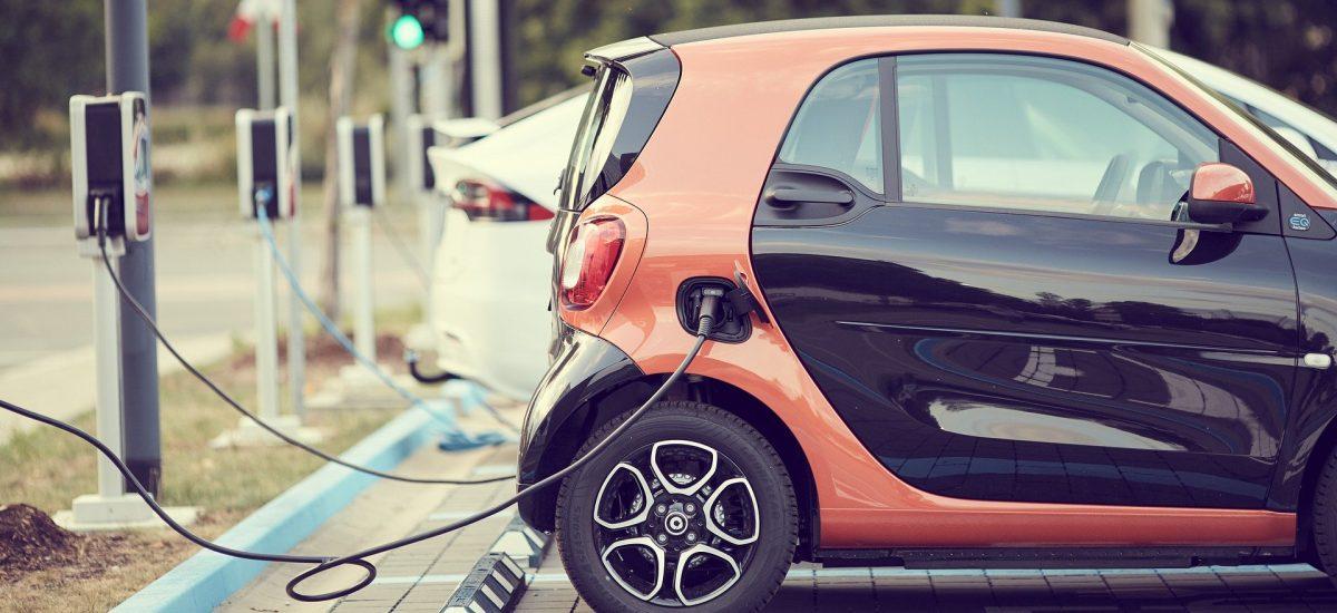 Auto na elektrický pohon