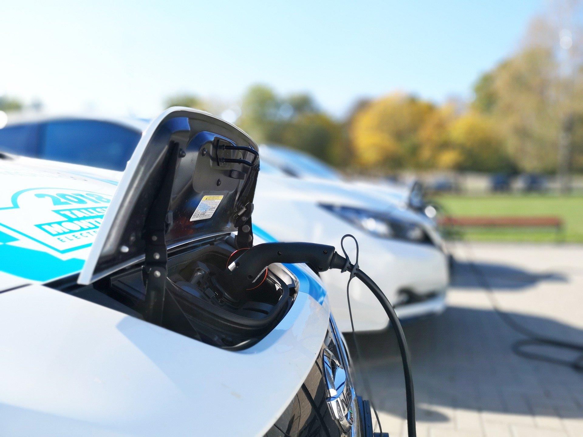 Nabíjanie elektromobilu