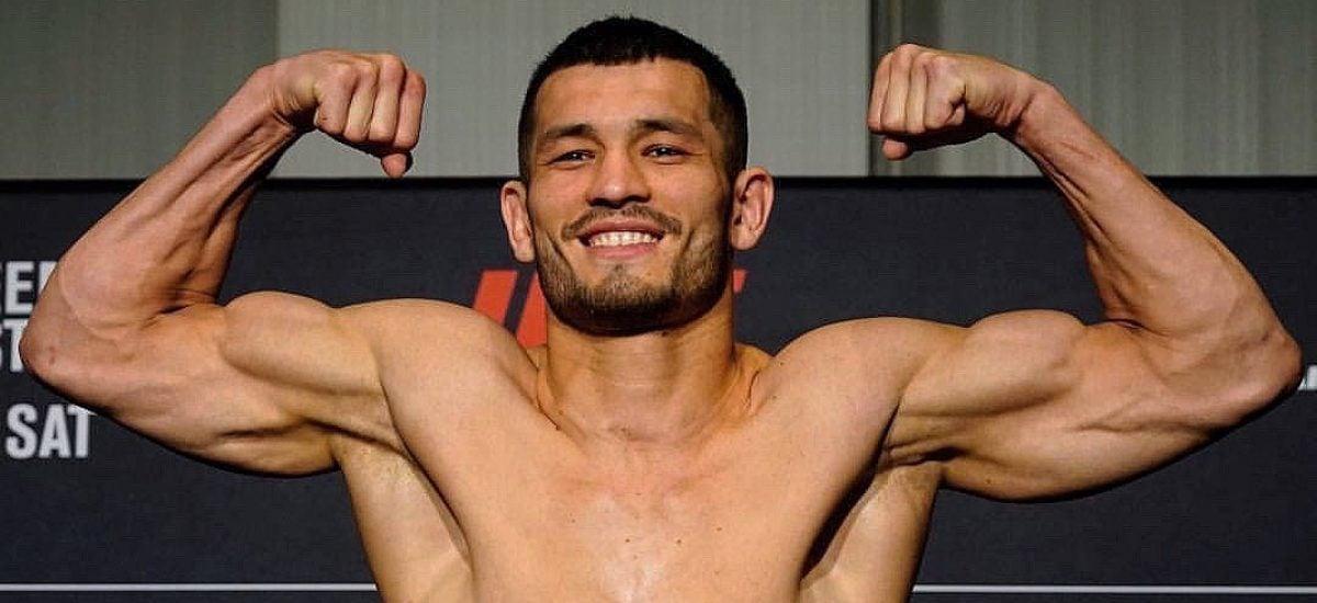 Turnaj UFC 257 s Machom Muradovom