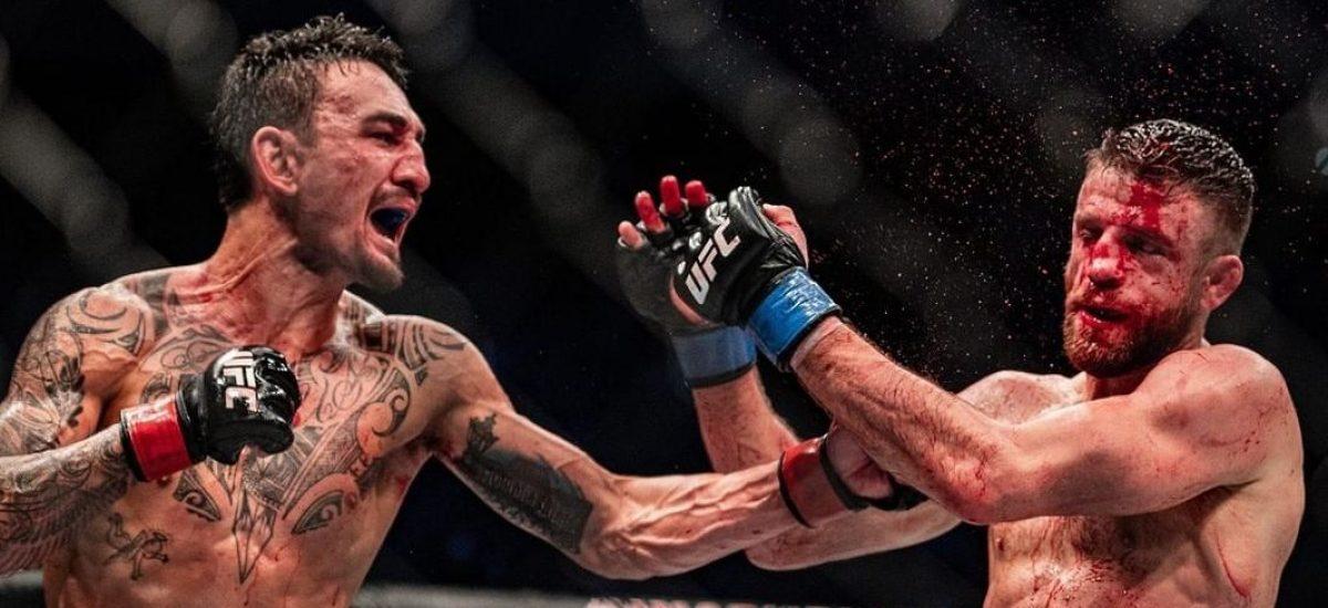 Prvý turnaj UFC v novom roku ovládol Max Holloway