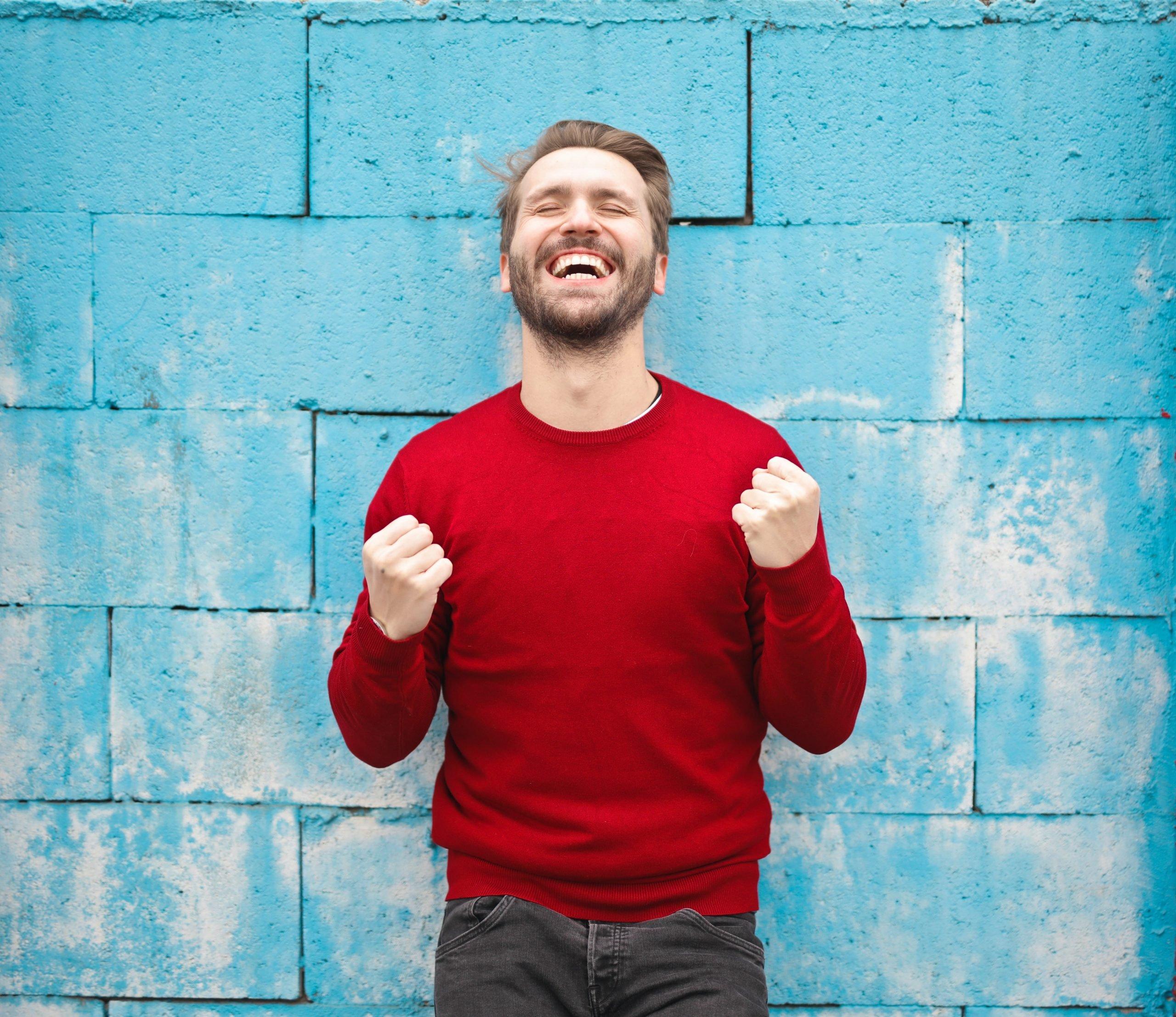 Šťastný muž