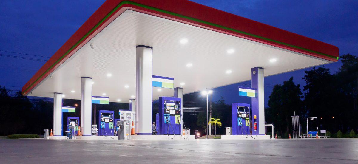 Memes o benzínovej pumpe ovládli internet.