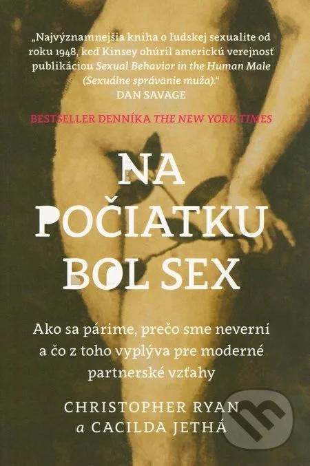Kniha Na počiatku bol sex