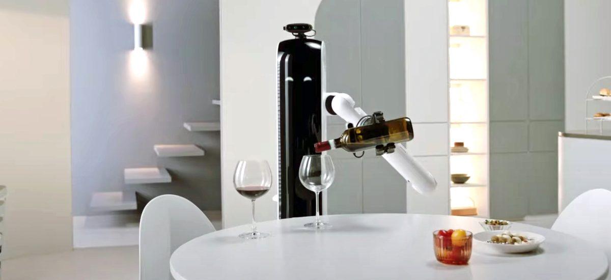 Inteligentný robot do domácnosti Samsung Bot Handy
